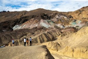 El Valle de la Muerte ha registrado la temperatura más alta de toda su historia